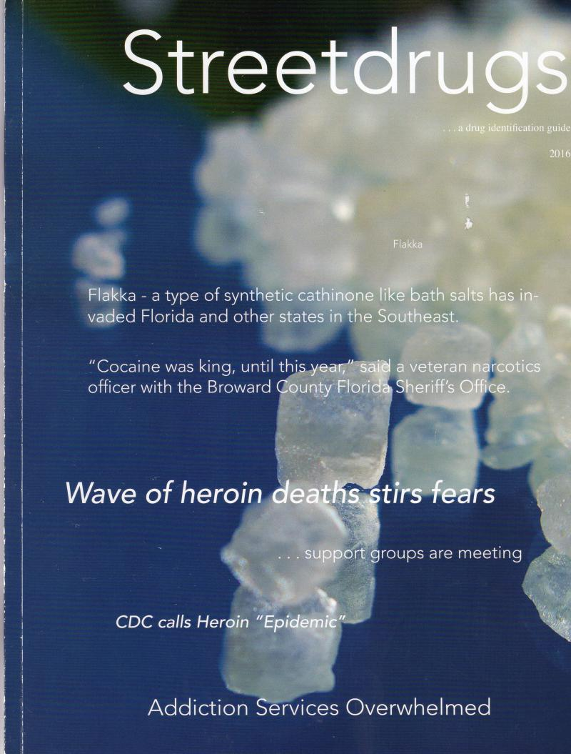 Coalition - STREETDRUGS   a drug identification guide